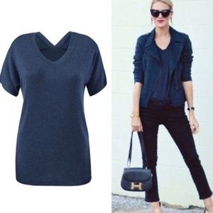 Cabi 5062 Double V Tee Top